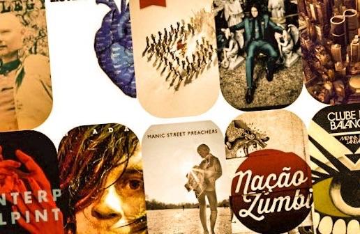 Melhores discos de 2014