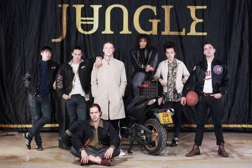 Jungle prá todo mundo dançar