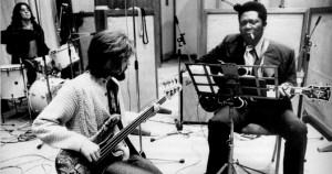 Howling Wolf e Clapton