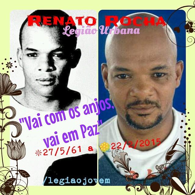 RIP Renato Rocha – Ex Legião Urbana