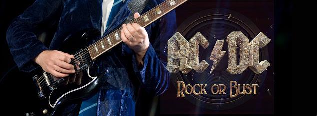 AC/DC confirma Chris Slade e se mostra 100% pronto para a turnê Rock or Bust