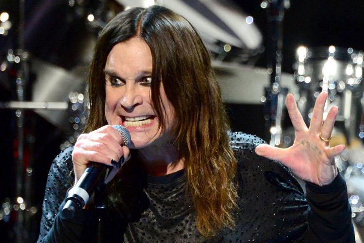 Setlist de Ozzy Osbourne para o Tour 2015 no Brasil