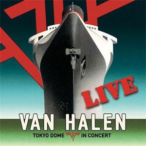 Van Halen lança Tokyo Dome Live in Concert