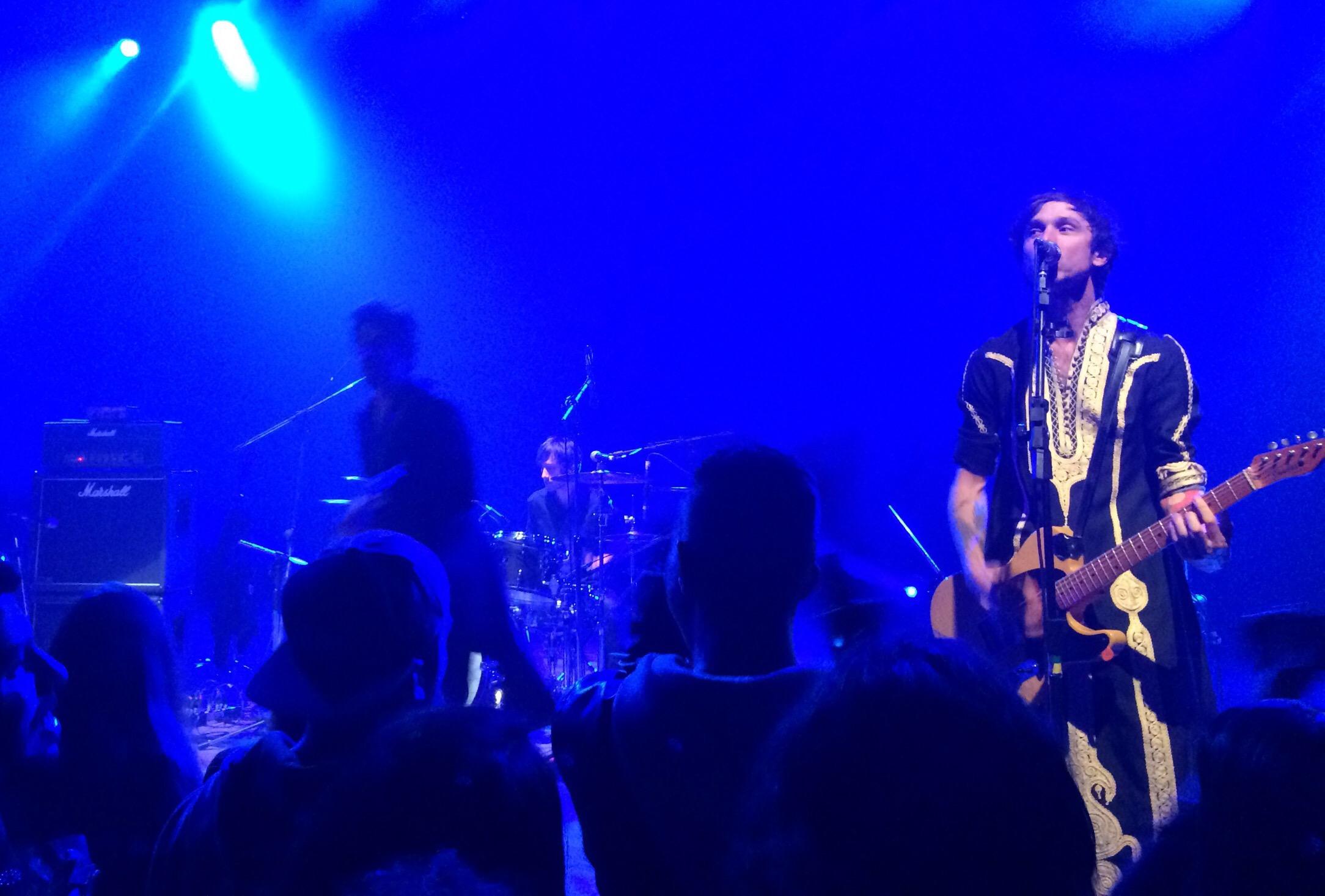 Vespas Mandarinas mostram ao vivo a força do RockBr