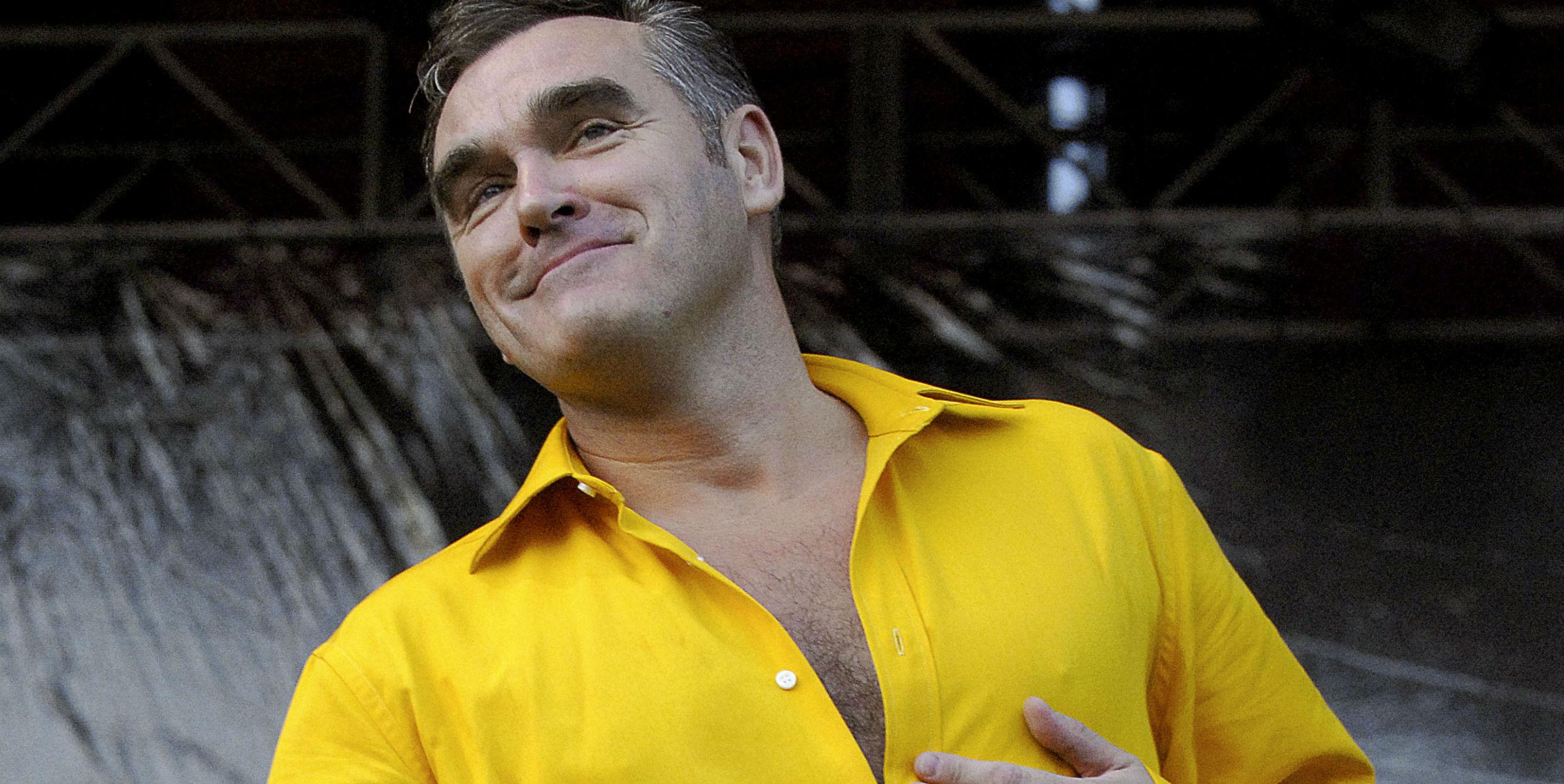 Agora sim, Morrissey está chegando em Nov/15 no Brasil (+ datas em toda América do Sul)