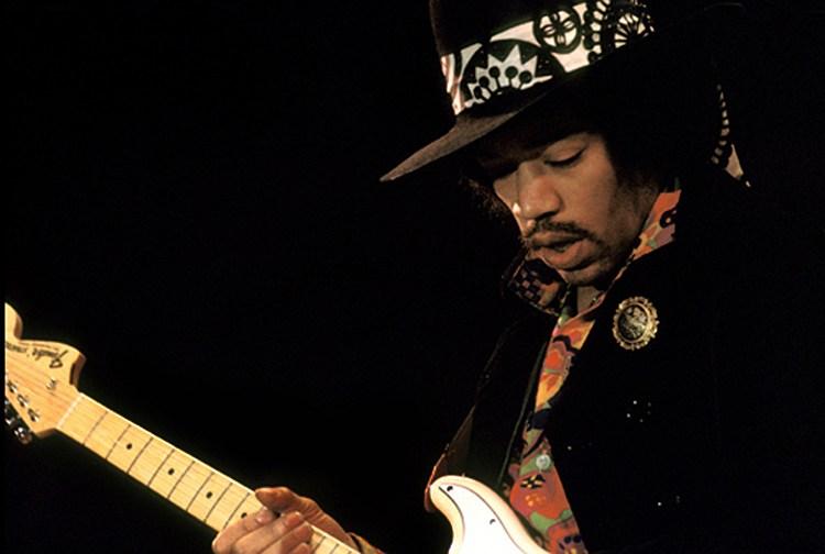45 Fotos para lembrar do gênio Jimi Hendrix