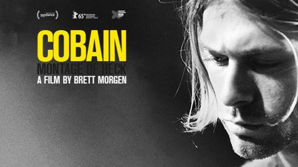 Kurt Cobain redivivo no álbum Montage Of Heck