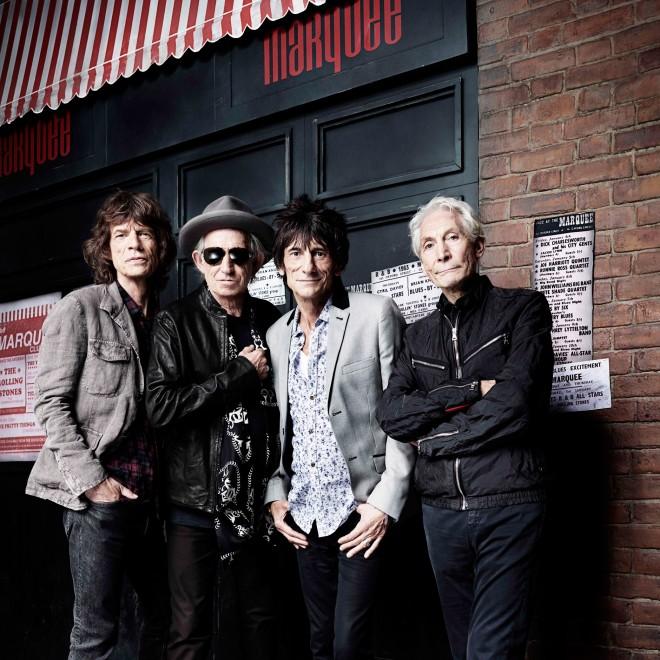 Aquecimento para conferir os Rolling Stones no Brasil em 2016