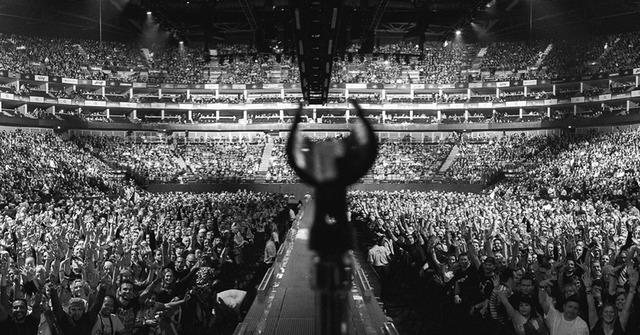 Como foi o U2 na arena O2 em Londres