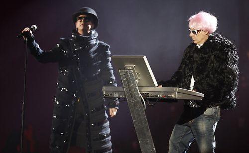 Hora de curtir os Pet Shop Boys em Set/17 no Brasil