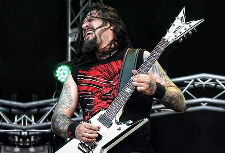 Os 10 melhores guitarristas do Rock Brasil