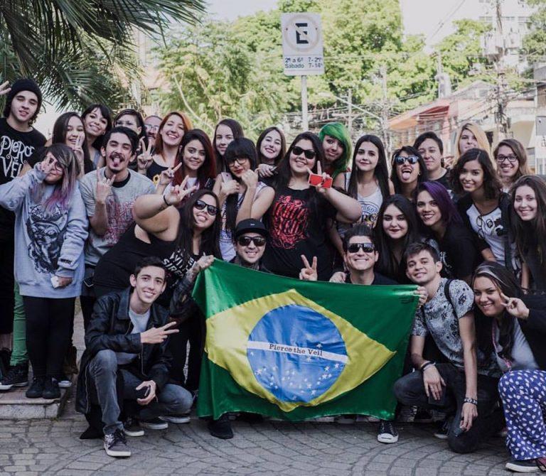 Pierce The Veil volta ao Brasil com a Tour Misadventures