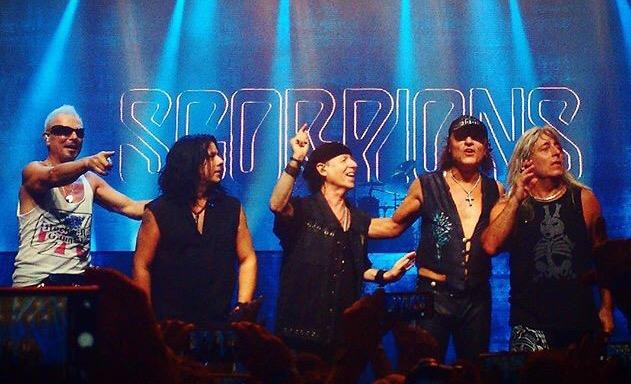 Resenha do Scorpions em São Paulo comemorando 50 anos de banda