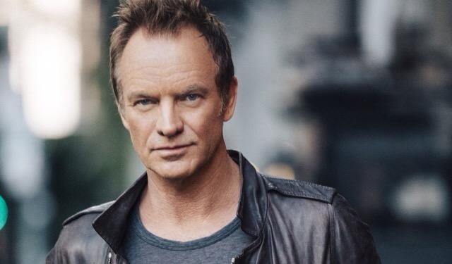 Em fase roqueira Sting volta para show único em São Paulo (maio/17)