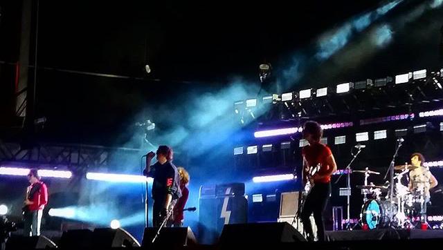 Strokes fecham Lollapalooza com hits e as melhores guitarras do festival