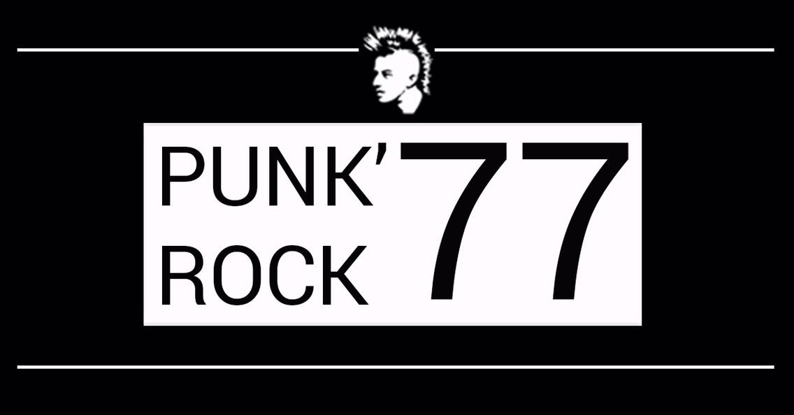 Evento Punk Rock 77 reúne bandas e DJ´s celebrando 40 anos do Faça Você Mesmo