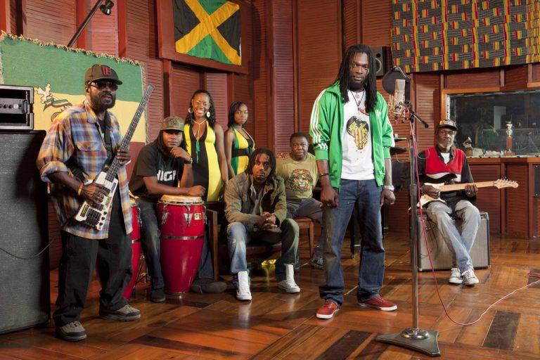 Reggae dos The Wailers no Brasil em Dez 2017 + Setlist