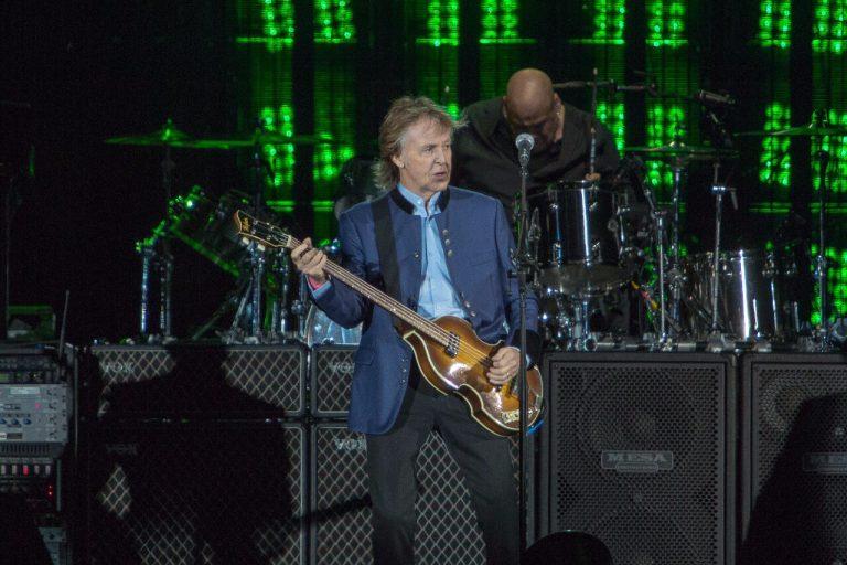 Paul McCartney2017 – Tudo é puro amor em SP