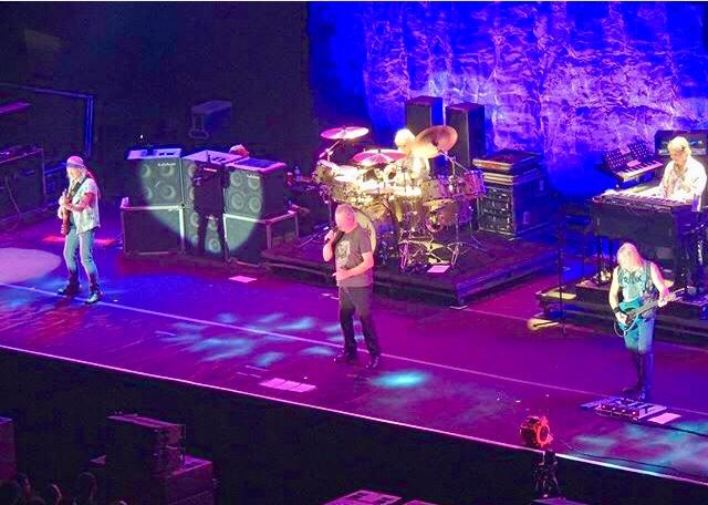 5 décadas do Deep Purple vivas em grande apresentação em Sampa
