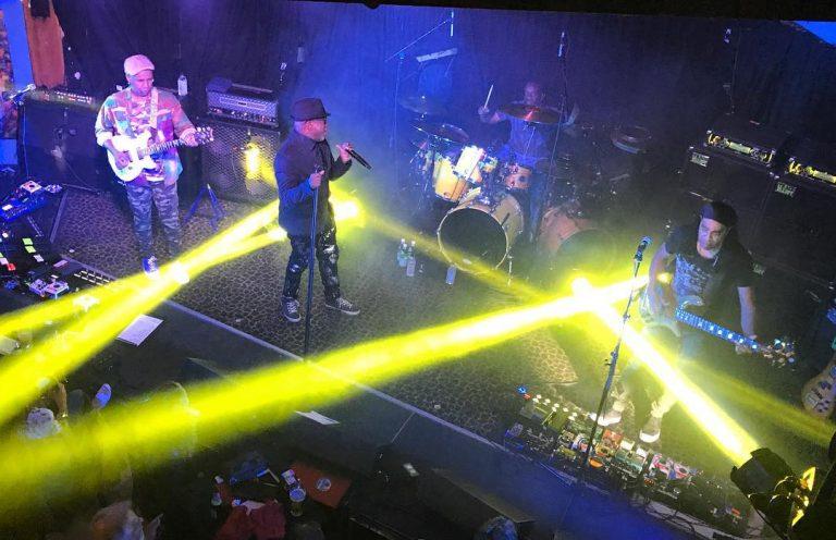 O Living Colour volta ao Brasil para apresentação única em Sampa.