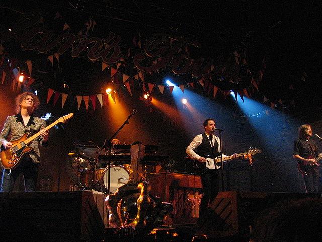 The Killers voltam à América Latina com status de super banda