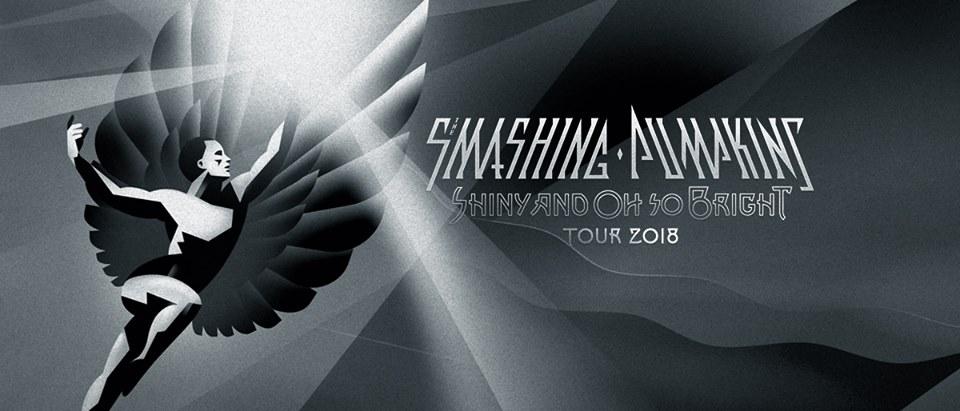 Os Smashing Pumpkins voltam aos shows com membros clássicos mas sem D'Arcy