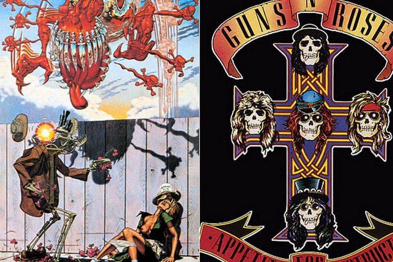 Guns N'Roses devem anunciar novo tour com o quinteto original de Appetite For Destruction