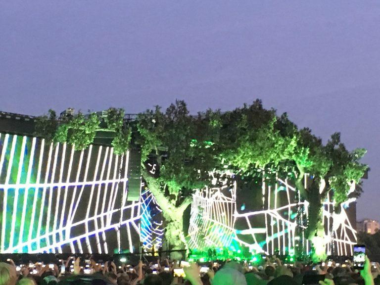 40 anos de amor ao The Cure em super show no BST Hyde Park