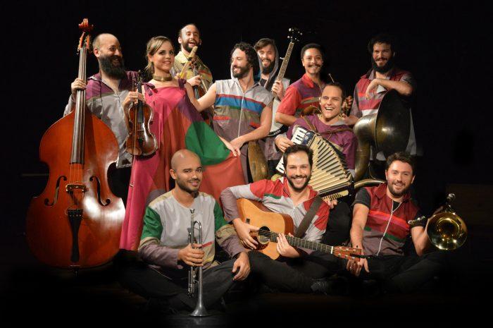 Popular e Erudito se encontram no álbum de Betto Serrador e a Orquestra Manouche