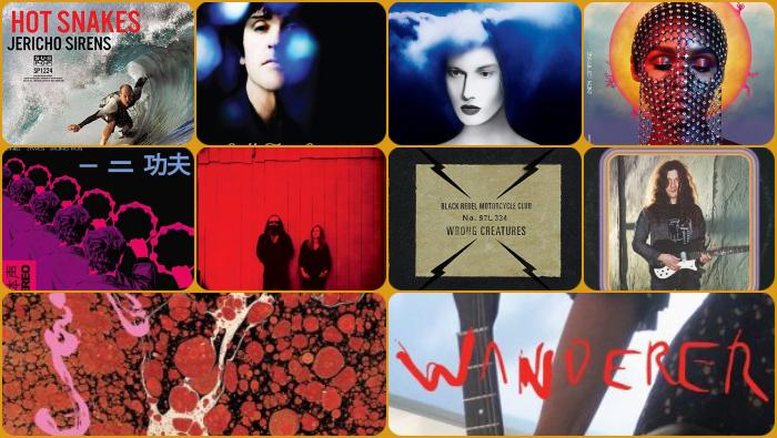 Melhores álbuns de 2018 + Playlist Top 10 álbuns do ano