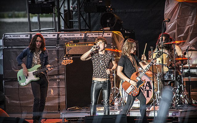 Greta Van Fleet no Lollapalooza + Lolla Parties + Setlist/Playlist
