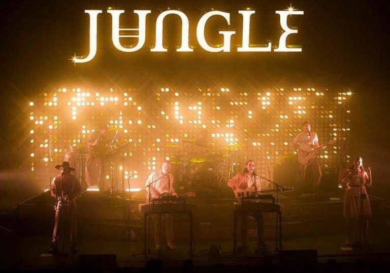 Aquecimento Jungle no Brasil + Playlist com cara de show