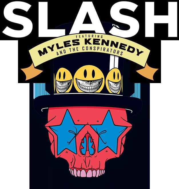 Slash retorna com Myles Kennedy para super tour 2019 no Brasil