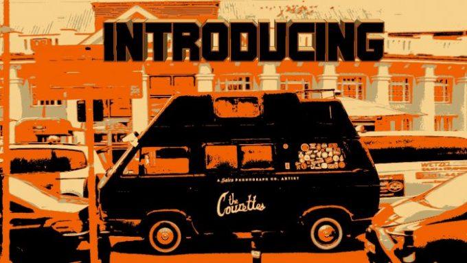 Na estrada em super perfil + entrevista com os The Courettes