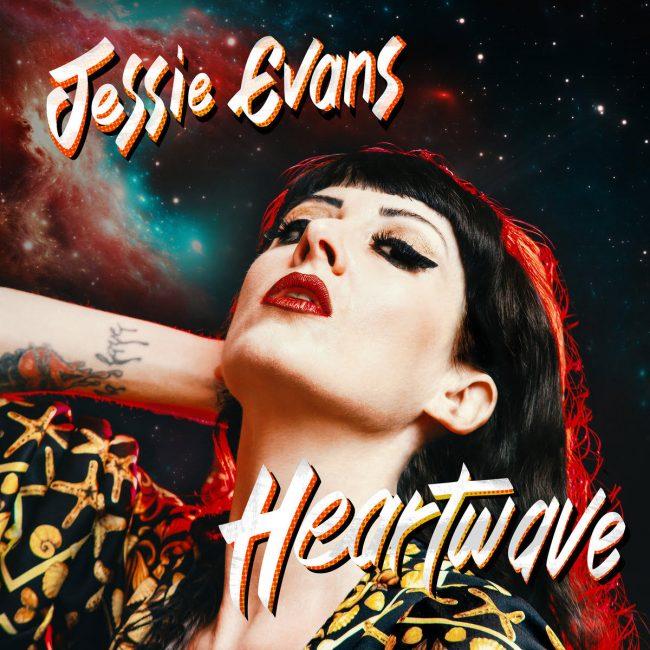 Conheça Heartwave – novo álbum de Jessie Evans